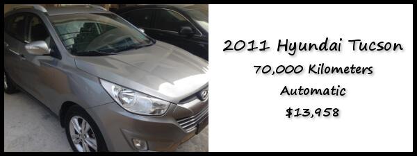 2011 Hyundai Tucson_forsale