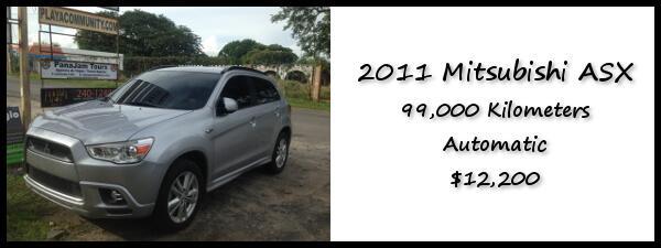 2011 Mitsubishi ASX_forsale