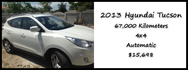 2013 Hyundai Tucson_forsale